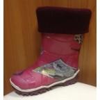Резиновые сапоги 220 РУТ сумочки на розовом