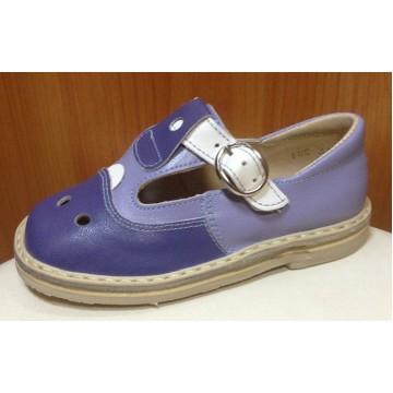 Ортопедические рантовые сандалии 33124