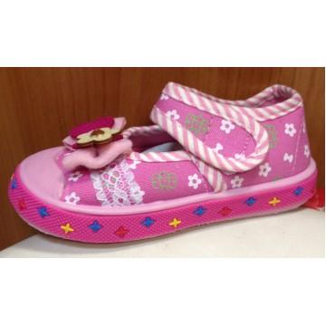Туфли текстильные 3731