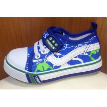 Туфли текстильные 5311