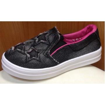Туфли текстильные 6310