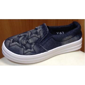 Туфли текстильные 6311