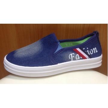 Туфли текстильные 6313
