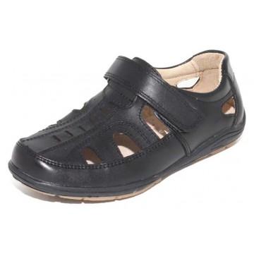 Школьные ботинки Капитошка 8177
