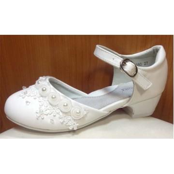 Туфли для девочек Капитошка 8380