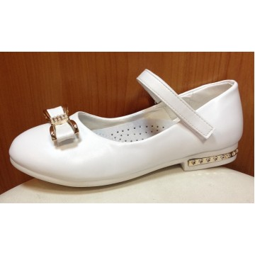 Туфли для девочек Счастливый Ребенок 8677