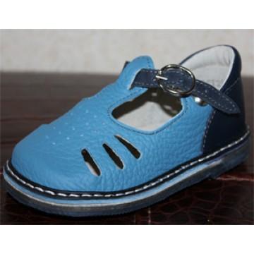 Ортопедические детские рантовые сандалии Фома 14442