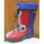 Резиновые сапоги 270 РУ футбол