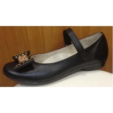 Туфли школьные для девочек Батичелли 21122