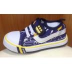 Туфли текстильные 5312