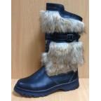 Ф6803  Монгольские мужские сапоги